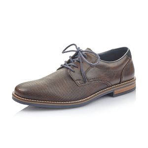 Brown Laced Shoe 13511-25