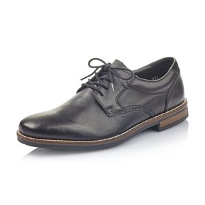 Black Laced Shoe 13513-00