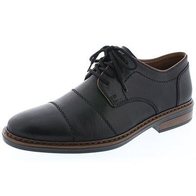 Black Lace Shoes 17623-00