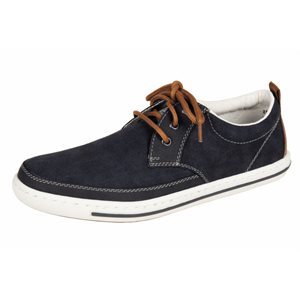 Grey Sport Lace Shoes 19000-45