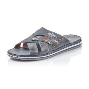 Blue Slipper Sandal 21599-14