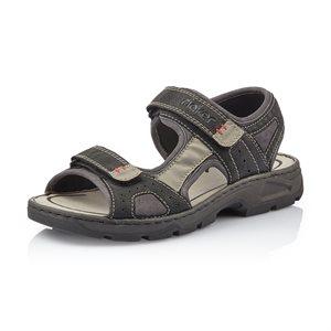 Black Sandal 26156-00