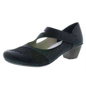 Black Heel Shoes 41743-00