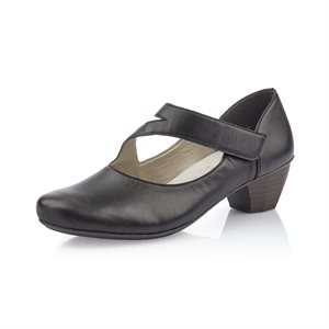 Black Heel Mary Jane 41793-00
