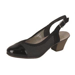Black Heel Shoes 45071-00