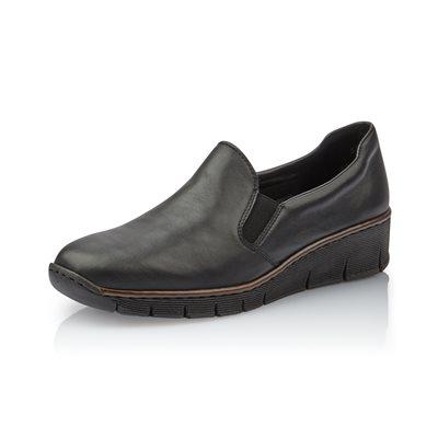 Black loafer 53766-00