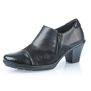 Black Heel Boothies 57173-00