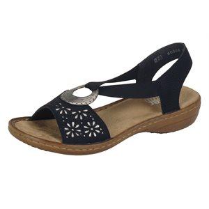 Black Sandal 60886-00