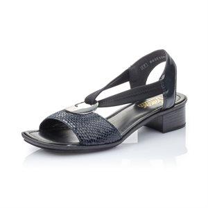 Blue Heel Sandal 62662-14