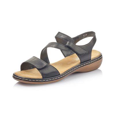 Black Sandal 659C7-00