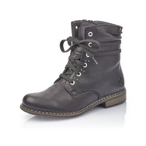 Black Lace Bootie 71218-00