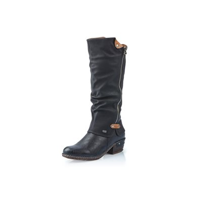 Black Winter Boot 93655-00