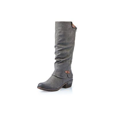 Grey Winter Boot
