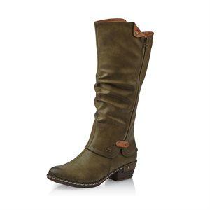 Green Winter Boot