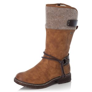 Brown Waterproof Winter Boot 94774-22