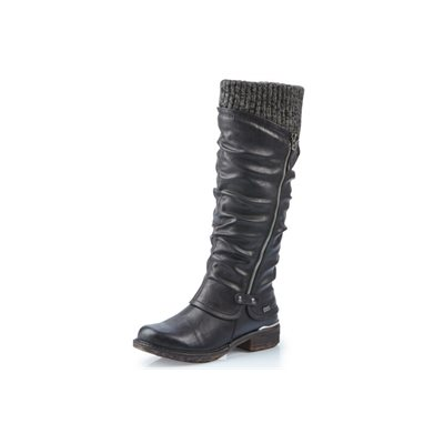 Black Winter Boot 98956-00