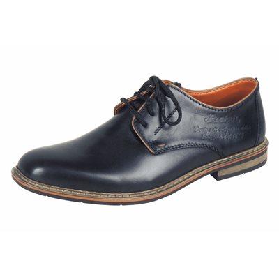 Black Lace Shoes B1720-00