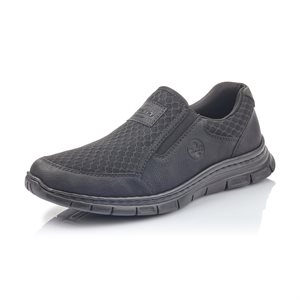 Black Sport Loafer B4878-00