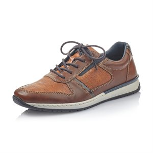 Brown Laced Shoe B5120-25