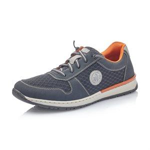 Blue Laced Shoe B5133-16
