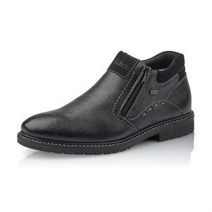 Black Winter Boots B5392-00