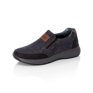Black Sport Loafer B7654-02
