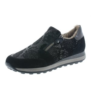 Black Winther Shoe D1810-02