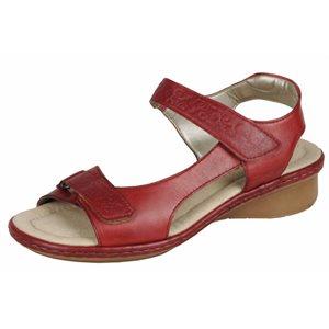 Sandale Sport, Rouge D2756-33