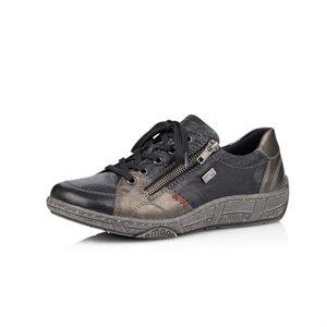 Black Lace Shoe D3819-02