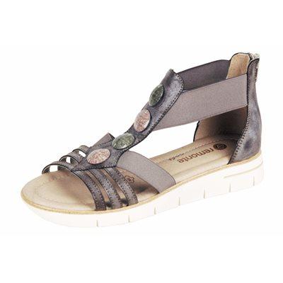 Grey Sandal D3953-25