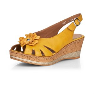 Wedge Heel Sandal D4758-68