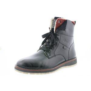 Grey Winter Boots F4134-00