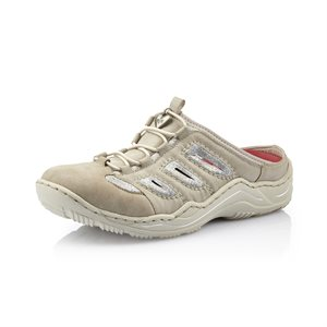 Beige Slip one Sport Shoes L0555-40