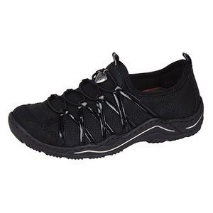 Black Sport Shoes L0559-00