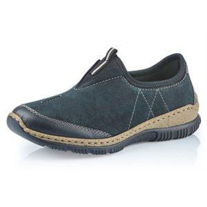 Black Sport Shoe N32T1-00