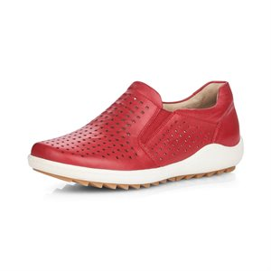 Red Sport Loafer R1421-33