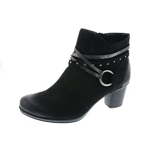 Black Heel Boothies