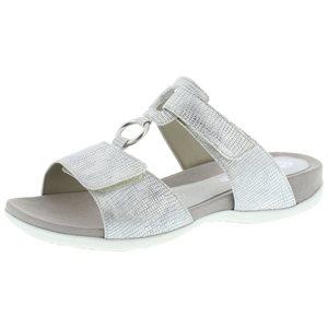 Sandale Ajustable, Grise Combo R3263-90
