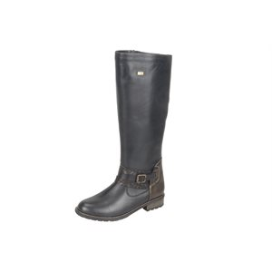 Black Watherproof Boot