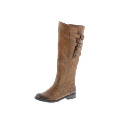R3370 22 brown Ladies' boots