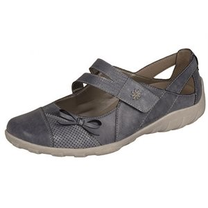 Blue Orthotic Friendly Shoes