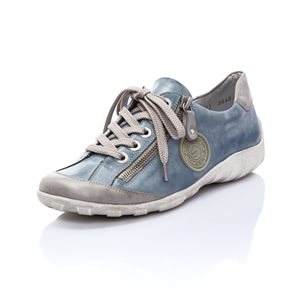 Blue Orthotic Friendly Shoes R3443-10