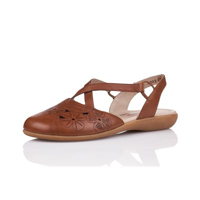 Brown Sport Shoe Sandal R3802-22