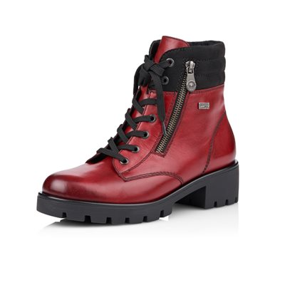 Red Waterproof Winter Boot R5370-35