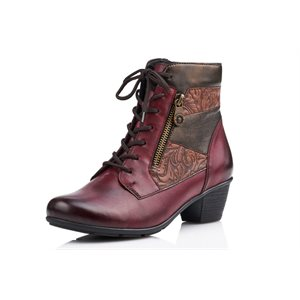 Burgundy Lace Boothies R7570-35