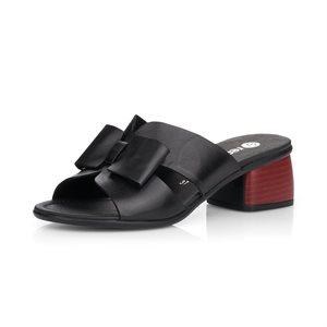Sandale mule Noir R8759-01