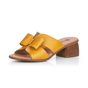 Yellow Slipper Sandal R8759-68