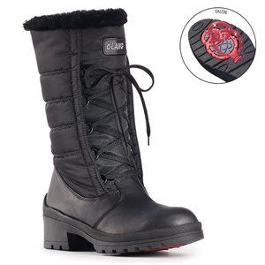 Black Winter Boot Sonia