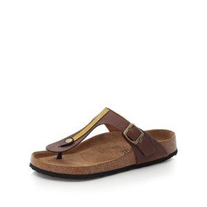 Brown Flip-Flop Sandal V9481-25