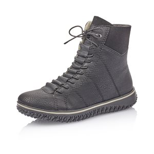 Black Waterproof Winter Boot Z4228-00